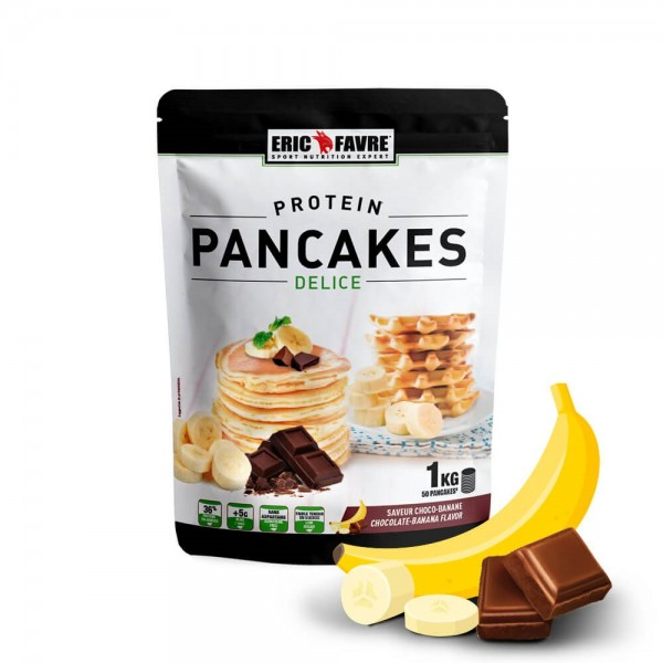 Favre pancakes protein